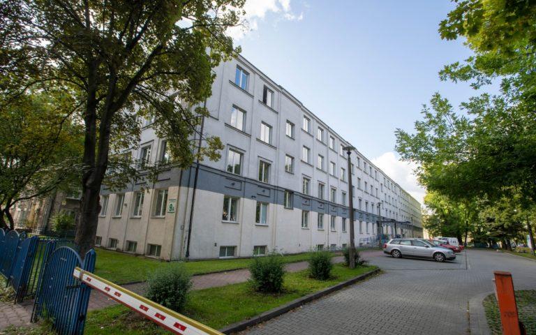 Budynek biurowo-usługowy w Krakowie