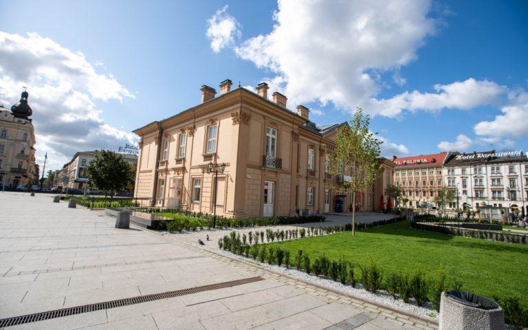 Pałac Wołodkowiczów, Kraków