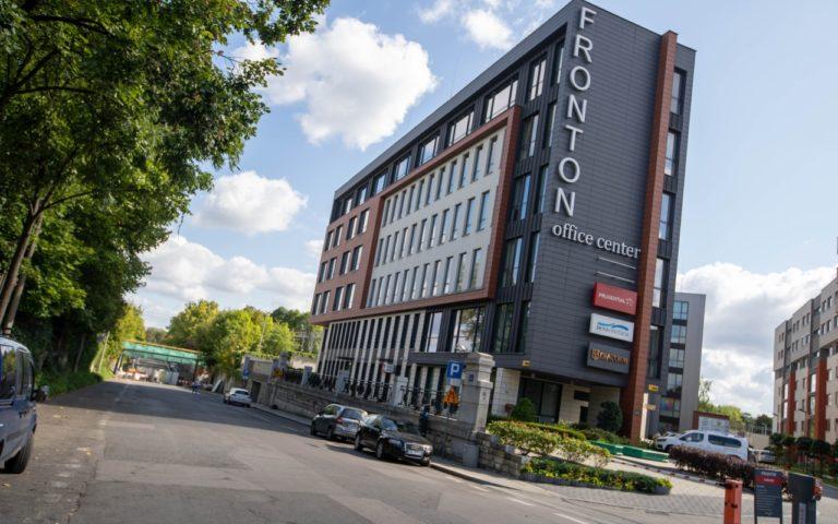 Biurowiec FRONTON OFFICE CENTER w Krakowie