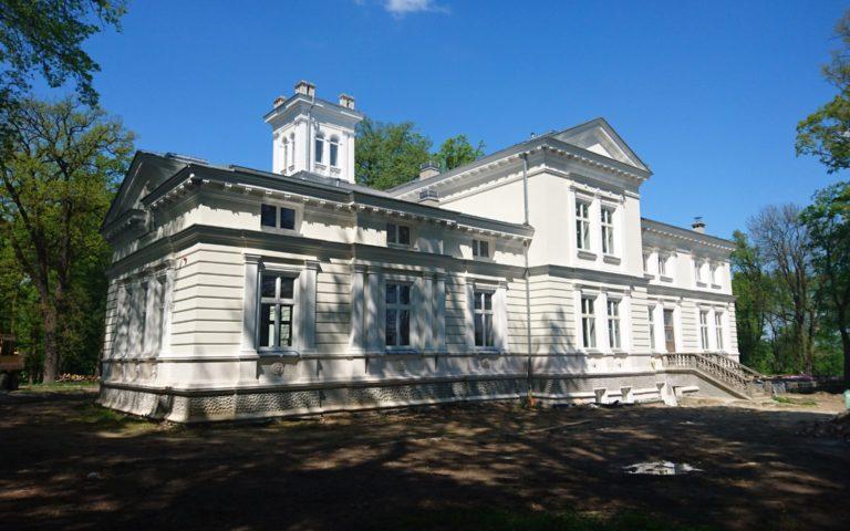 Pałac Moszyńskich wraz z Pawilonem Ogrodowym w Łoniowie