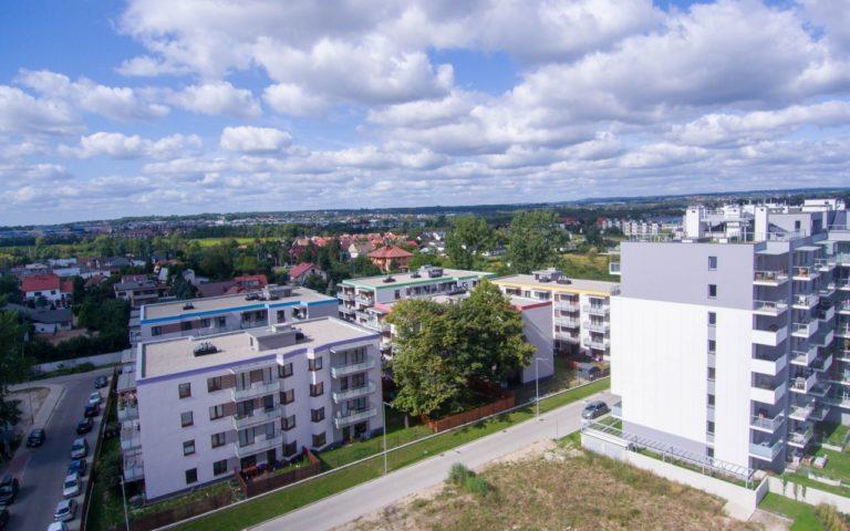 Osiedle 5 Kolorów w Krakowie