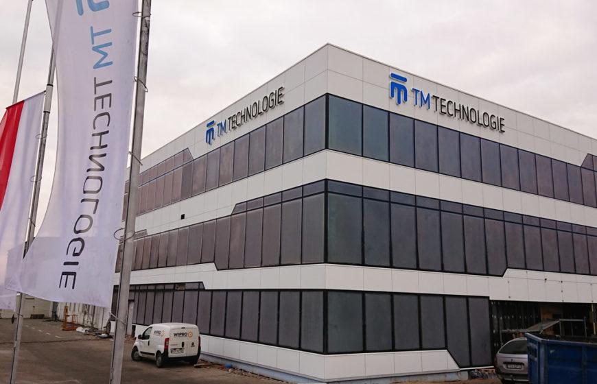Biurowiec TM Technologie Morawice
